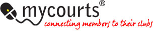 MYCOURTS (logo)